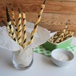 Asparagi finger food