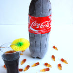 Tiramisù in Bottiglia di Coca cola