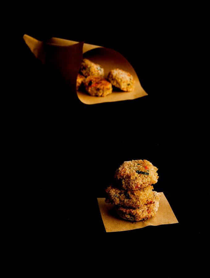 Polpettine di Quinoa con Zucchine e Carote
