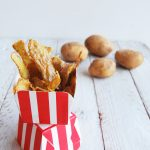 Chips di Bucce di Patate