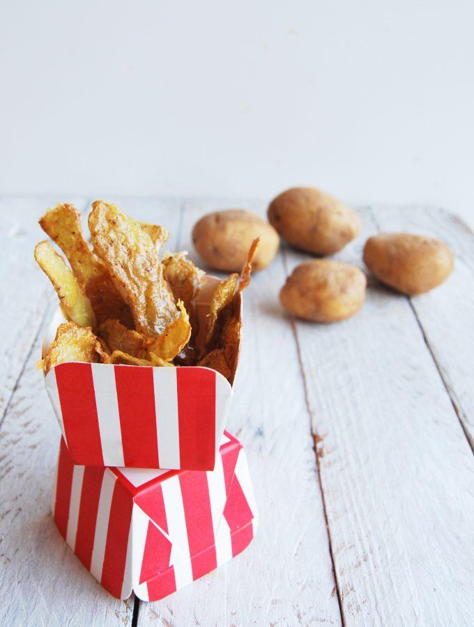 Chips di Bucce di Patate