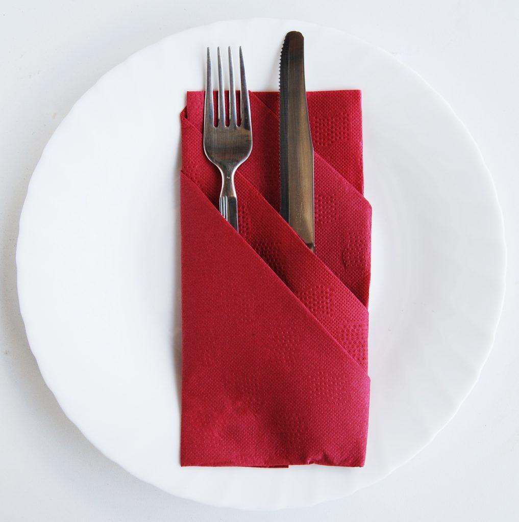 Piegare Tovaglioli Di Carta piegare i tovaglioli | cuocaxamore
