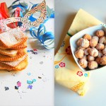 Speciale carnevale: chiacchiere e castagnole light