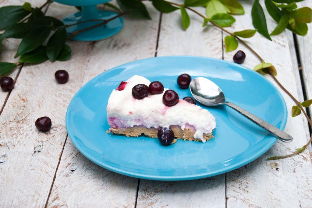 cheesecake alle amarene 4