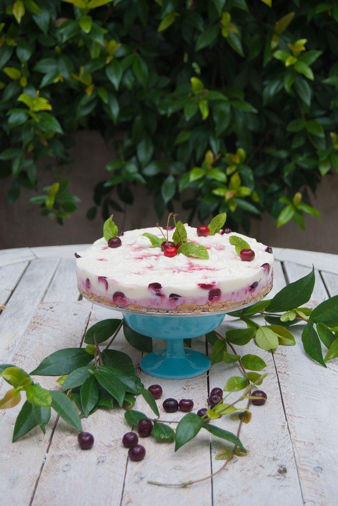 cheesecake alle amarene1